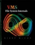 Vms File System Internals (VAX - VMS Series)…