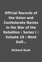 Official Records of the Union and…