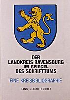 Der Landkreis Ravensburg im Spiegel des…