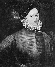 Author photo. Image from <b><i>&quot;Shakespeare&quot; identified in Edward De Vere, the seventeenth earl of Oxford</i></b> (1920) by J. Thomas Looney