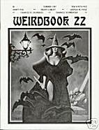 Weirdbook #22 (Summer 1987) by W. Paul…