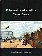 Retrospective of a Gallery Twenty Years by…