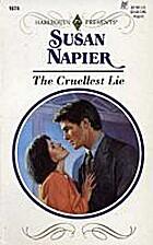 The Cruellest Lie by Susan Napier