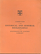 Historical and armorial bookbindings…