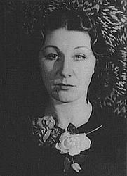 Author photo. Judith Anderson 1897-1992
