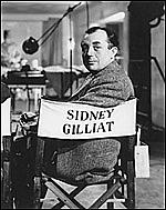 Author photo. Sidney Gilliat