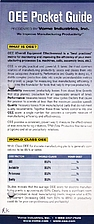 OEE Pocket Guide by Vorne Industries