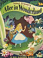 Walt Disney's Alice in Wonderland by Walt…
