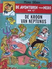 De kroon van Neptunus av Marc Sleen