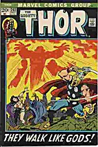 Thor # 203 by Gerry Conway