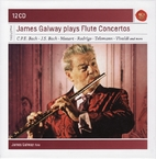 James Galway plays Flute Concertos by James…