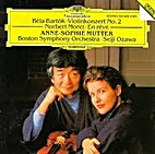 Bartok: Concerto for Violin & Orchestra No.…