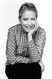 Author photo. Charlotte Vale Allen - Photo by Dianna Last ©2002