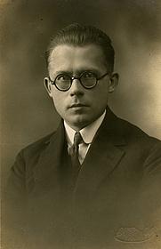 Author photo. Credit: University of Tartu Library