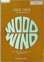 Oboe trios by James Brown