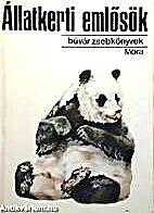 Állatkerti emlősök by Bethen Pénzes