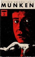 The Monk Volume II by Matthew G. Lewis