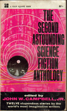 The Second Astounding Science Fiction…