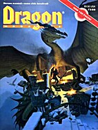 Dragon Magazine, No 169 by Roger E. Moore