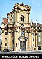 Dreifaltigkeitskirche München by Hans…