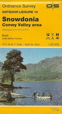 Outdoor Leisure Map 016: Snowdonia National…
