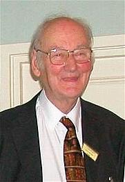 Author photo. David St.John Thomas