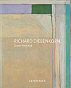 Richard Diebenkorn: Ocean Park #48 by…
