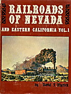 Railroads of Nevada and eastern California…