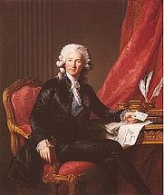Author photo. Charles-Alexandre de Calonne, 1784, by Élisabeth Vigée-Lebrun. Wikimedia Commons.