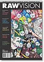 Raw Vision magazine by John Maizels