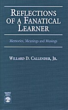 Reflections of a Fanatical Learner:…