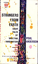 Strangers From Earth by Poul Anderson