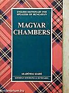 Magyar Chambers English dictionary for…