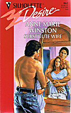Substitute Wife by Anne Marie Winston