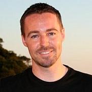 Author photo. Justin Pollard