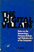The digital villain: notes on the…