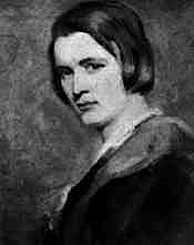 Author photo. Self portrait circa 1840