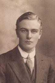 Author photo. Professor Ernest Fraser Jacob (1894-1971)