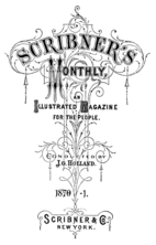 Scribner's Monthly. An Illustrated magazine…