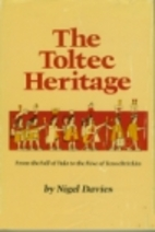The Toltec heritage : from the fall of Tula…