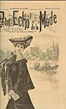 Le Petit Echo de la Mode, Issue 18, May 3,…