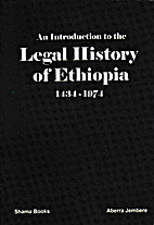 An Introduction to the Legal History of…
