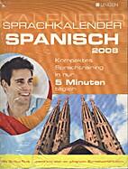 Spanisch Sprachkalender 2008