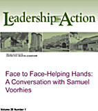 Face to Face-Helping Hands: A Conversation…