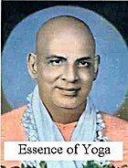 ESSENCE OF YOGA by Sri Swami Sivananda