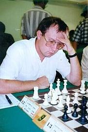 Author photo. Tibor Károlyi Hungarian chessmaster