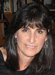 Author photo. Karla Bonoff at Knuckleheads Saloon in Kansas City, MO / Photo by K8 fan