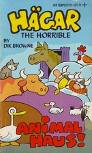 Animal Haus! by Dik Browne