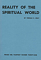 Reality of the spiritual world by Thomas R.…