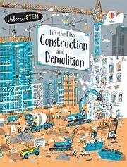 Usborne STEM Lift-the-Flap Construction and…